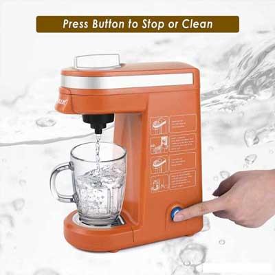 CHULUX Coffee Maker Single Serve Coffee Machine