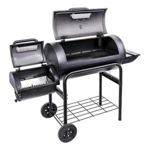 Best Charcoal Grill Smoker Combo