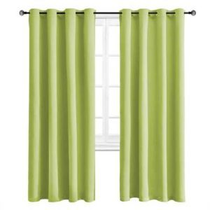 Heavy Curtains For Soundproofing Thermal Insulated with Grommet Curtains