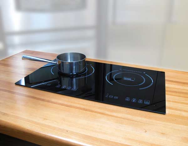 Induction Cooktop vs Electric Power Consumption Efficiency