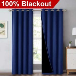 Soundproof Room Divider Curtain
