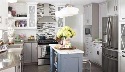Smart Kitchen & Bath Automation Ideas