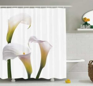 romantic shower curtains ideas